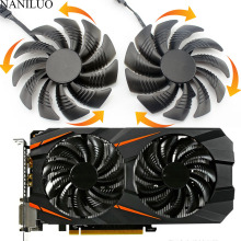 4pin Cooler Fan Graphics-Card RX470 Geforce 1050ti GTX1060 1070 Gtx Pld09210s12hh-T129215su