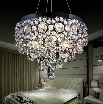 lampadario salotto : Free Shipping Modern Design Led Crystal Chandelier For Living Room ...