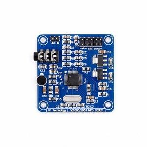 Image 2 - חדש VS1003B VS1053 MP3 מודול פיתוח לוח המשולב הקלטת פונקציה
