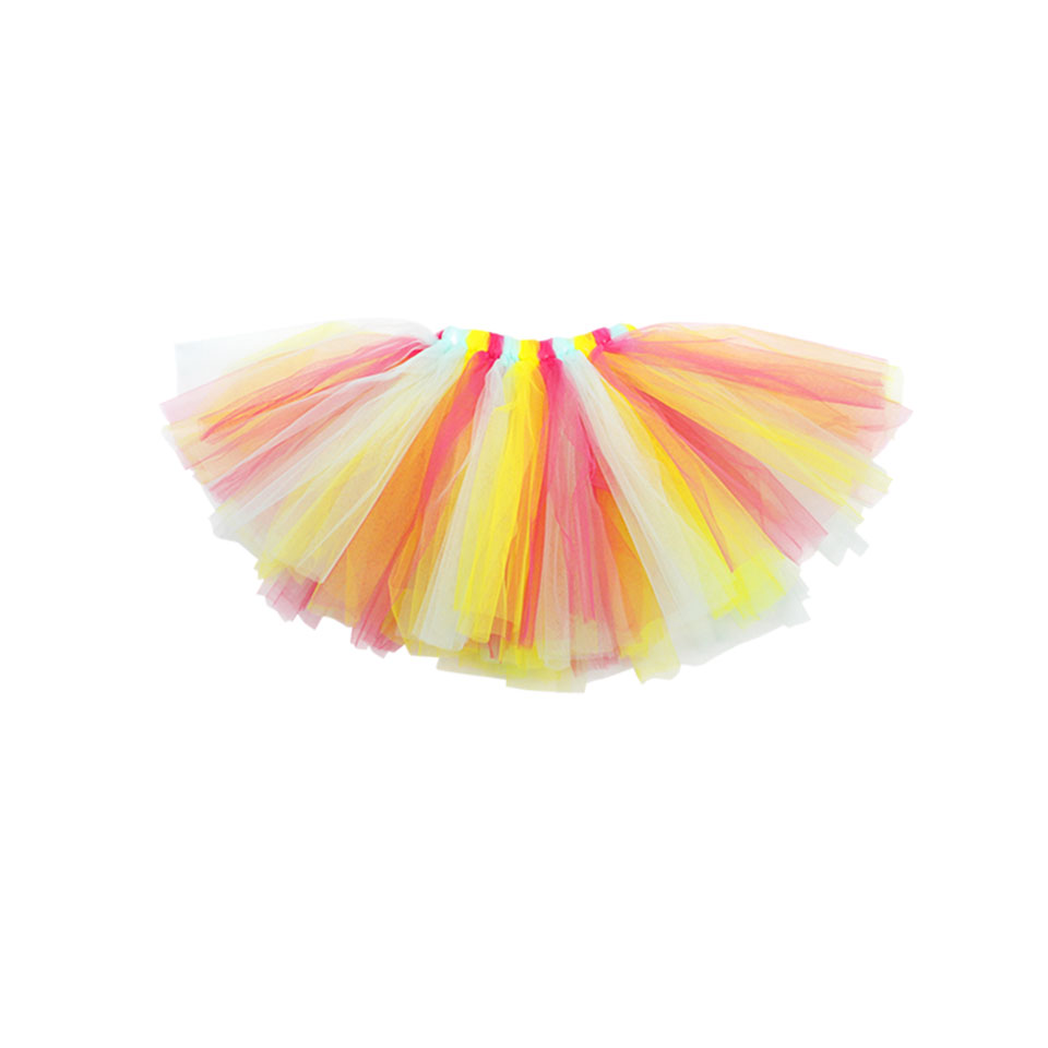 SPECIAL kids costumes girls baby yellow tutu skirt nephew gifts birthday sleeping newborn girl dress up tutus summer clothes