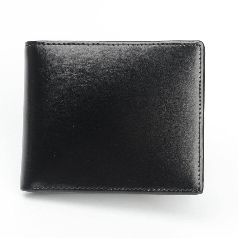 Luxury brand wallet Men Genuine Leather Cow Wallets MMBB M Size Short and Long Male Moneyclip Holder Purse Option-in Wallets from Luggage & Bags