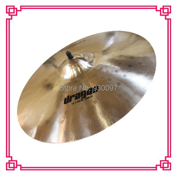 hot sale! B20 cymbal,DRAGON 14CRASH,polishing CYMBALhot sale! B20 cymbal,DRAGON 14CRASH,polishing CYMBAL