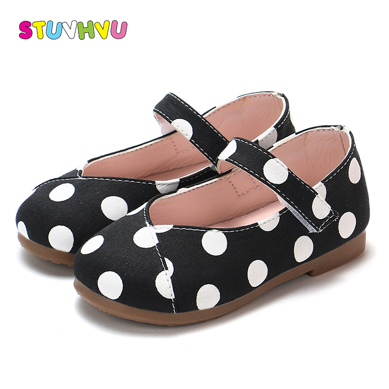 New Autumn Baby Casual Shoes Toddler Girls School Shoes Flats for Students