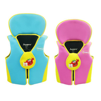 2017 New Arrival girls swimsuits Super Buoyancy Baby Swimming Training Swim Suits kids safety vest