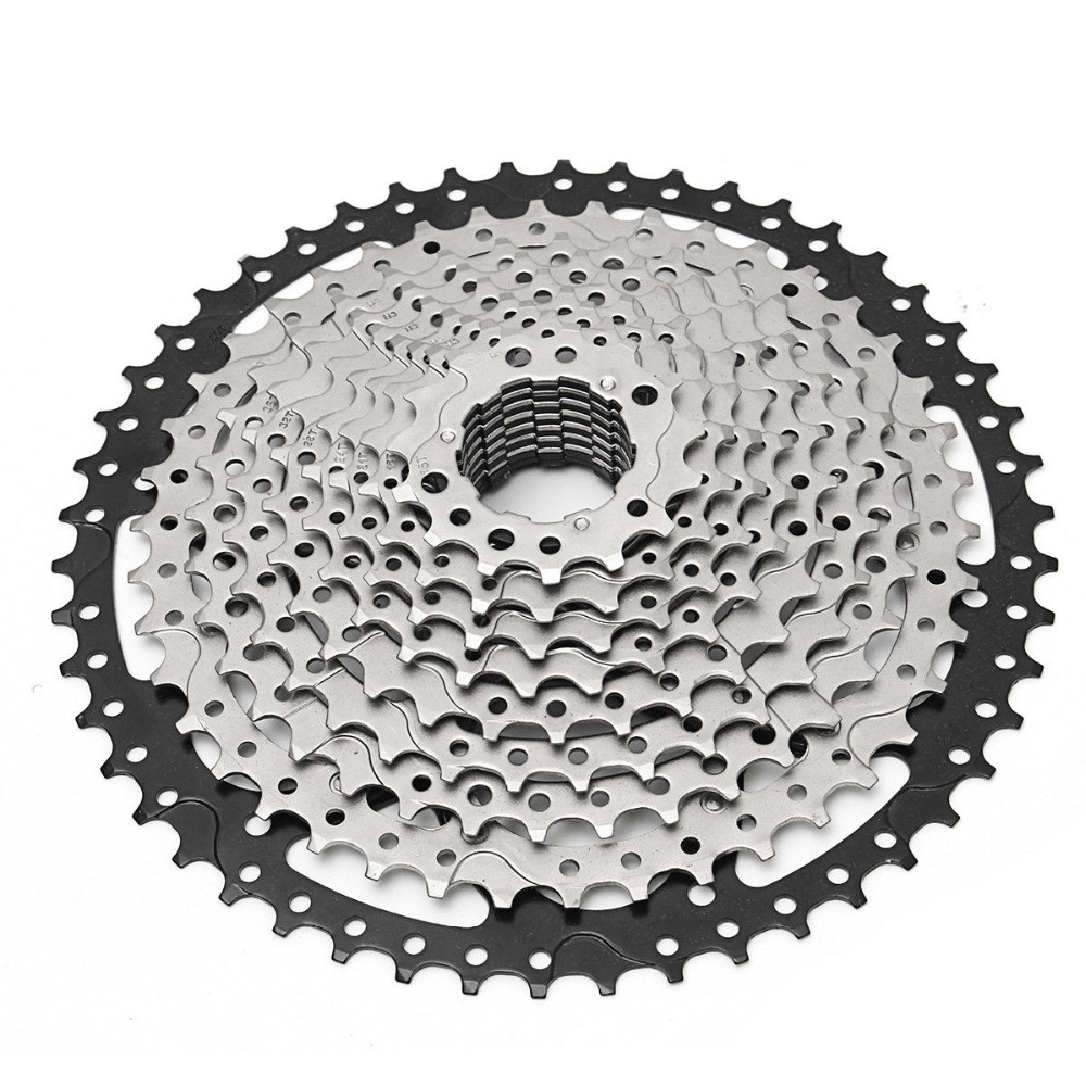High Quality Bicycle Freewheel 11 Speed 11-50T Ultra-light For MTB Mountain Cycling Bike Cassette Sunrace mountain bike four perlin disc hubs 32 holes high quality lightweight flexible rotation bicycle hubs bzh002