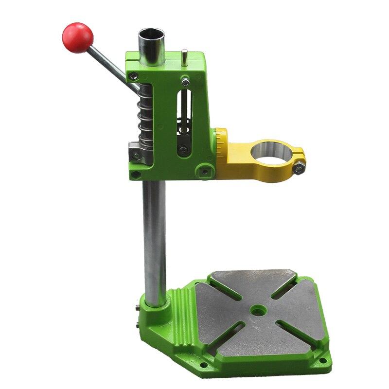 MINIQ Precision Electric Drill Stand Power Rotary Tools aksesuarai - Elektrinių įrankių priedai - Nuotrauka 5