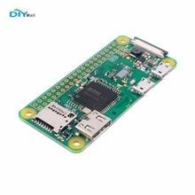 DIYmall Raspberry Pi Zero W Wireless Wifi Bluetooth 1GHz CPU 512MB RAM Linux OS 1080P HD Better Than Zero V 1.3 FZ1917W