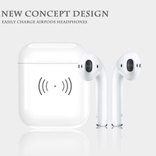 Airpods Bluetooth headset wireless charging box airpods charger Careful circuit design More perfect protection