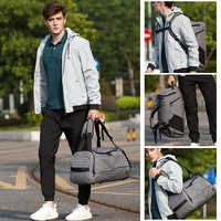 Men Travel Bag Anti Theft Password lock Waterproof Shoulder Weekend Travelling Duffle Bags Large Capacity Carry on Luggage Bag