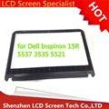 15 ''Сенсорный жк-экран Для Dell Inspiron 15R 5537 5521 3535 3521 жк-экран Рамка с рамкой