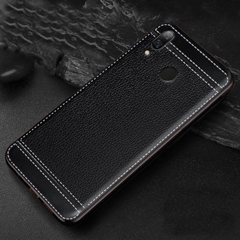 For Lenovo K5 Pro L38041 Soft Case  Lenovo K5 Pro Cover Leather Silicone TPU Phone Case For Lenovo K5 Pro L38041