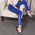 2XL-6XL woman pants Chiffon Drawstring trousers Solid High waist Harem Pants Casual Regular Plus size Spring summer