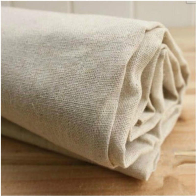 Cotton Linen Fabric for Handmade Bags Curtain DIY sewing uphosltery cotton and linen blend fabric by meter 100*155cm width