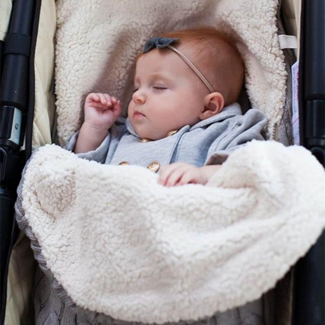 fcdd2bb2b825 2019 Sleepsack Baby Envelope Winter Kids Sleeping Bag Footmuff ...