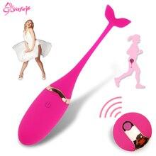 Ben Wa balls Wireless Remote Vibrating Egg Kegel ball Exercise Vaginal Waterproof Vibrators Adult Sex Product Sex Toy for Women