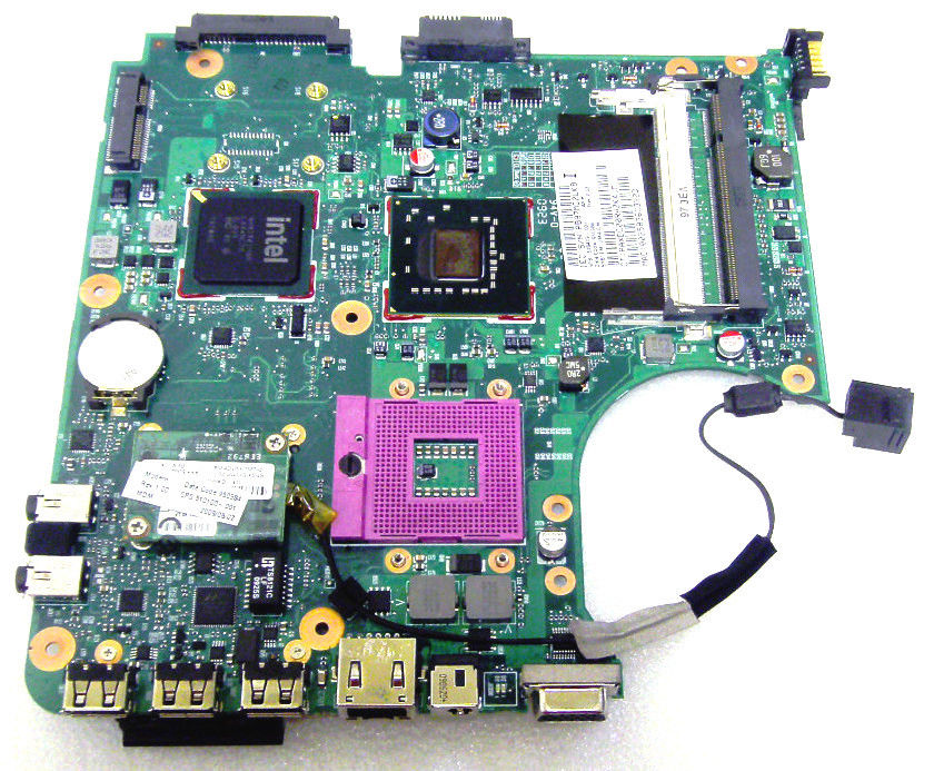 For 610 15.6 Tested Laptop Intel Motherboard 538409-001