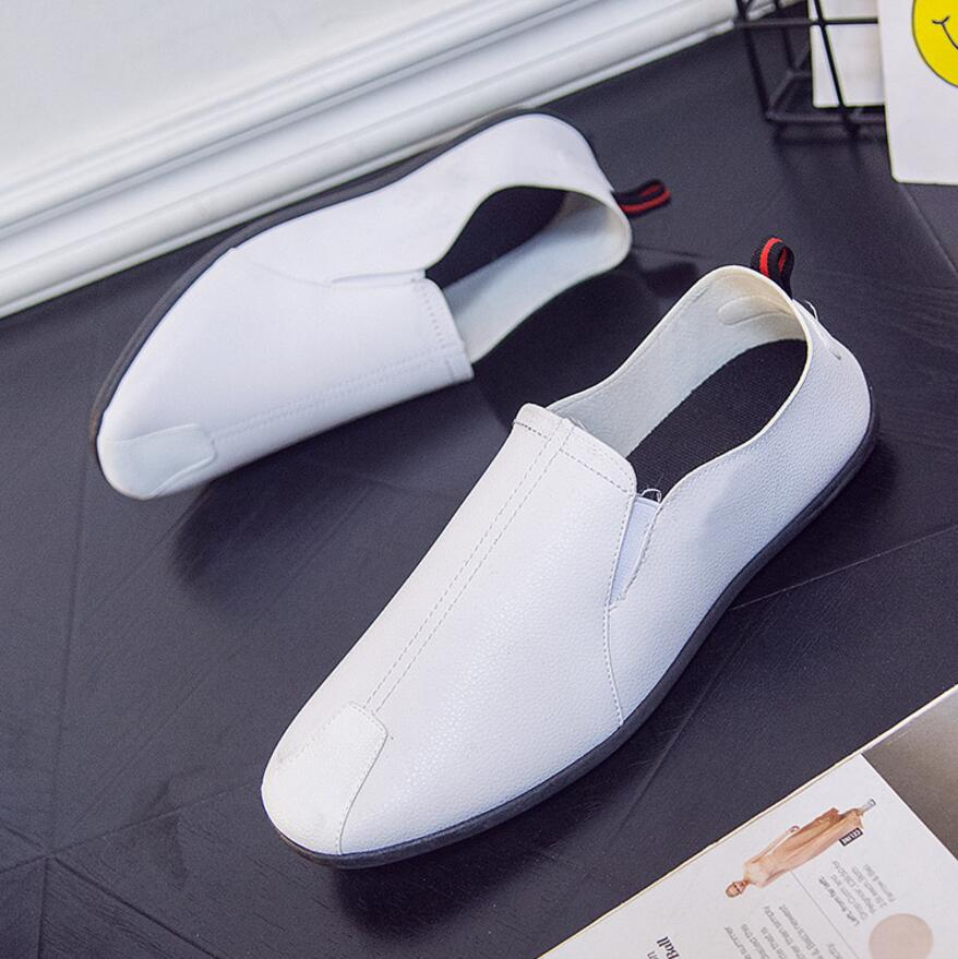SAGYUA TOP Male Fashion Spring Summer Casual Loafers Hombre Men - Men's Shoes - Photo 3