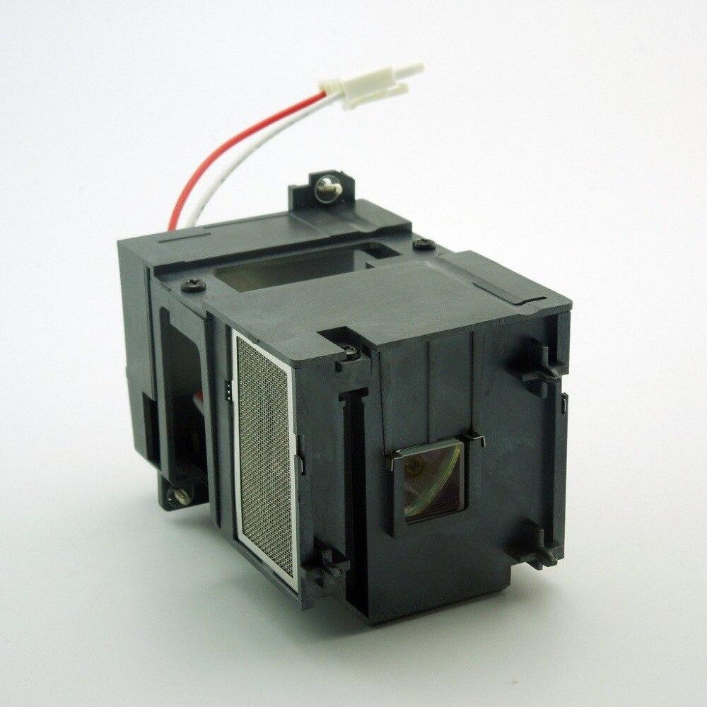 31P9870 Lampe De Projecteur De Rechange avec Logement pour IBM iLV300