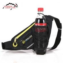 LOCAL LION Women Fanny Pack Running Waist Bag With Multi Pocket for Phone Waist Bag Water Bottle Good Quality Men Waist Pack