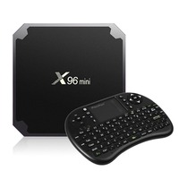 X96 Mini Smart TV Box Android 7 1 2 Amlogic S905W 1G 2G RAm 8G 16G