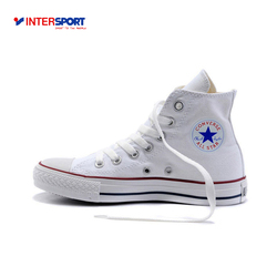 Intersport New Arrival Original Converse Classic Unisex Canvas Skateboarding Shoes High top Anti-Slippery Sneaksers Classique