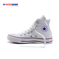 Intersport New Arrival Original Converse Classic Unisex Canvas Skateboarding Shoes High Top Anti Slippery Sneaksers Classique