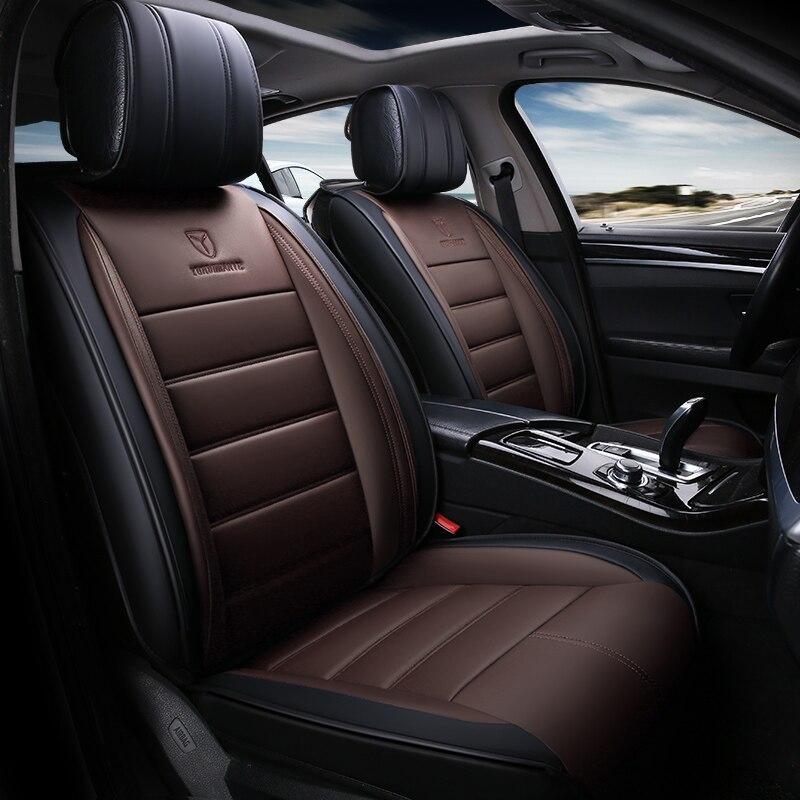 Quatre Saisons Générale Siège De Voiture Coussins De Voiture Voiture Style De Voiture Housse De siège Pour Hyundai i30 ix35 ix25 Elantra Santa Fe Sonata