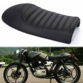 New Black Cafe Racer Moto Hump Seat Saddle For Suzuki GS For Yamaha XJ For Honda CB