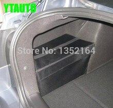 Caja de almacenamiento de maletero trasero, bolsa de almacenamiento de coche para CRUZE sedan, accesorios de Interior de coche