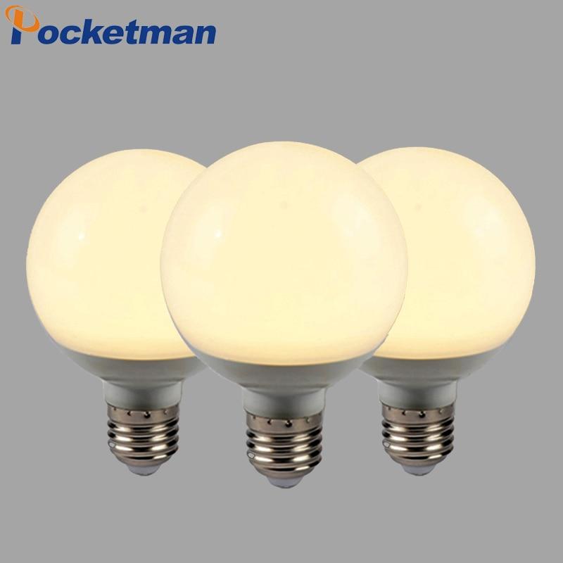 LED Lamp SMD2835 E27 220V LED Bulb led Light bulb power 7W 9W 12W 15W Cold/Warm White Lampada Led Bombillas Lights 5pcs e27 led bulb 2w 4w 6w vintage cold white warm white edison lamp g45 led filament decorative bulb ac 220v 240v