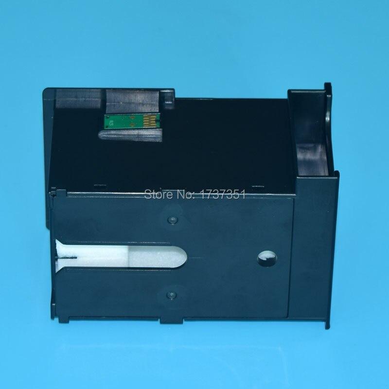 T6710 maintenance ink tank for Epson WP-4515 WP-4020 WP-4520 WP-4530 WP-4533 WP-4590 WF-5111 PX-B750F B700 PX-675F printer t6761 t6761 t6764 refill ink cartridge for epson workfore wp 4010 wp 4023 wp 4090 wp 4520 wp 4533 wp 4590 wp4530 wp4540 wp 4020