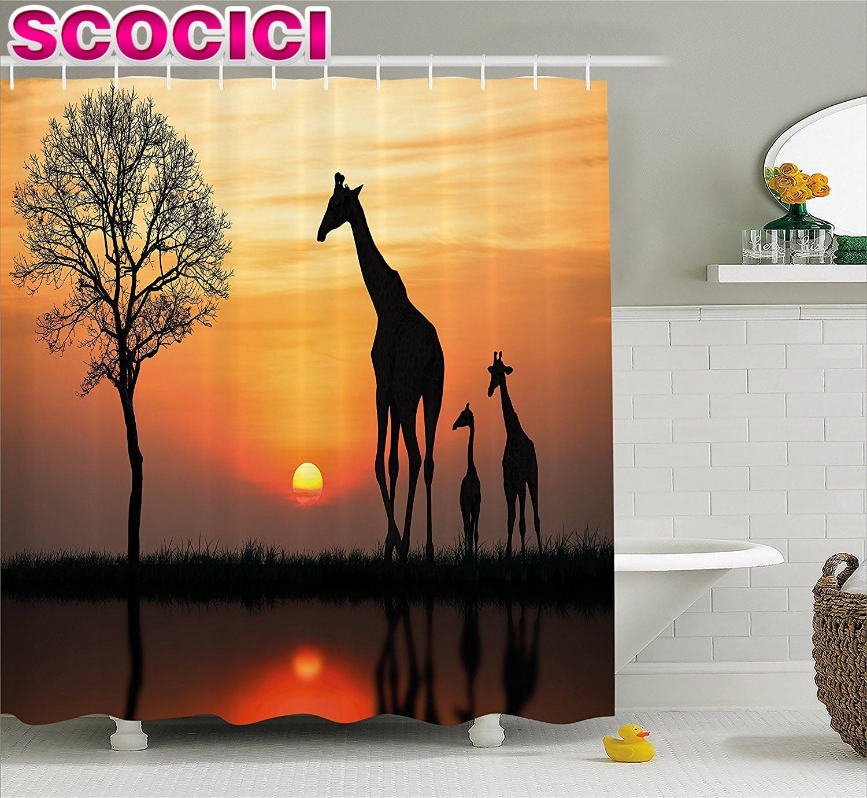 Giraffe Bathroom Decor Online Get Cheap Images Giraffe Aliexpresscom Alibaba Group
