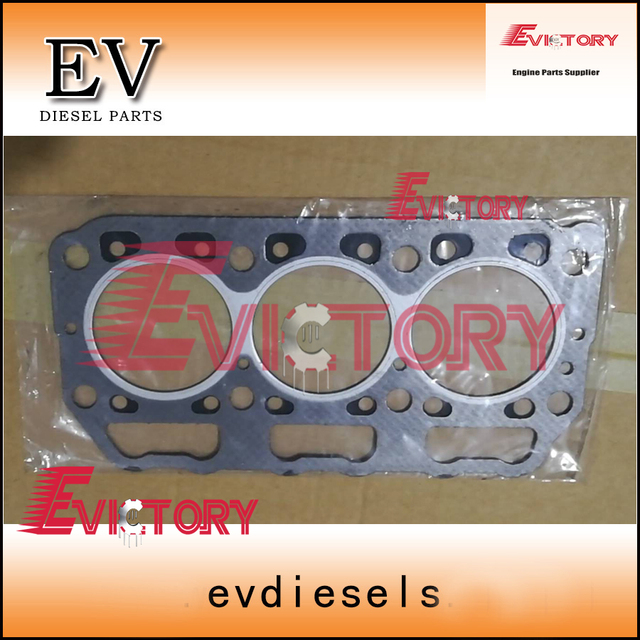 US $75 0 |For yanmar small marine engine 3GM30 cylinder head gasket -in  Pistons, Rings, Rods & Parts from Automobiles & Motorcycles on  Aliexpress com