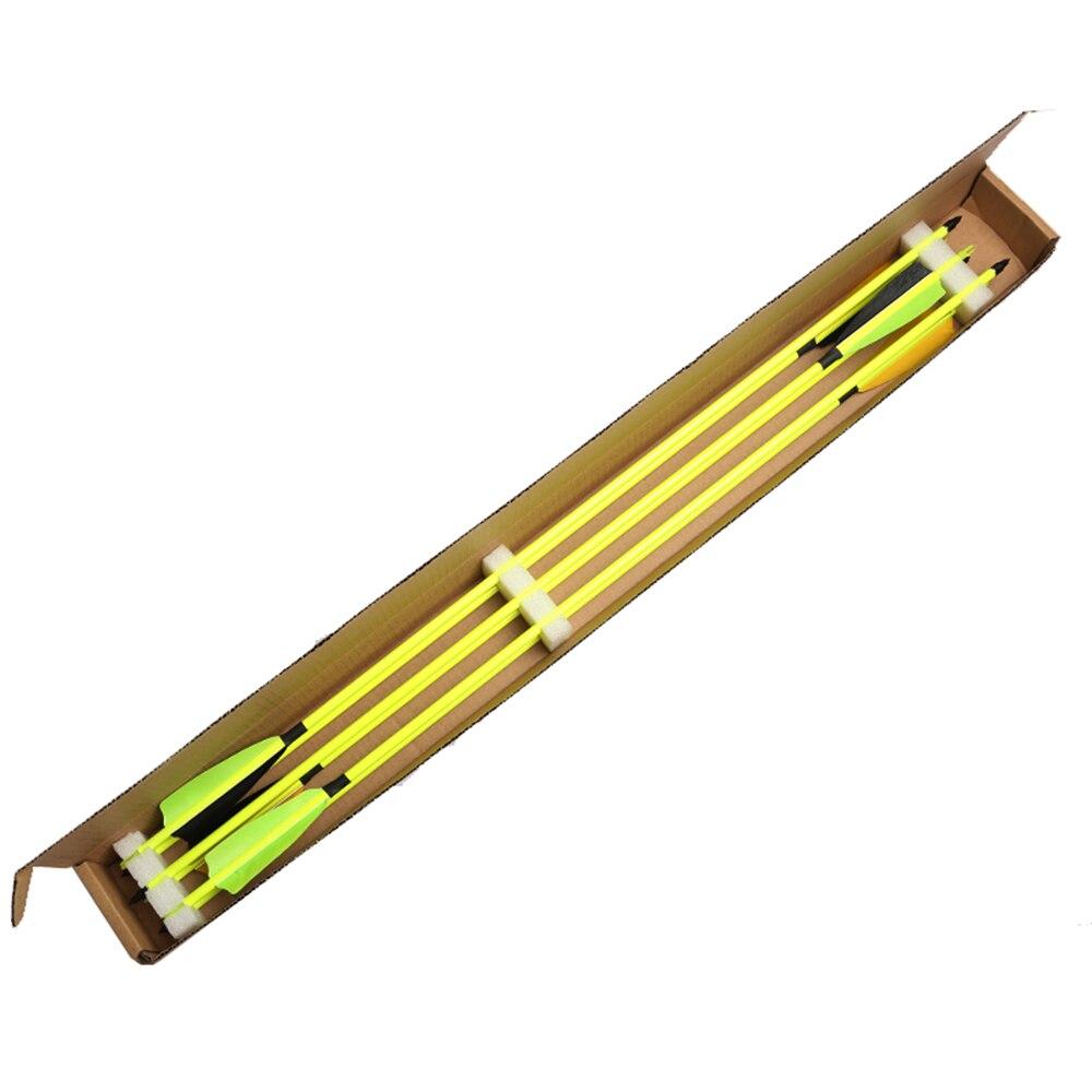 polegada turquia pena seta ponto 90gr para tradicional arco recurvo caça