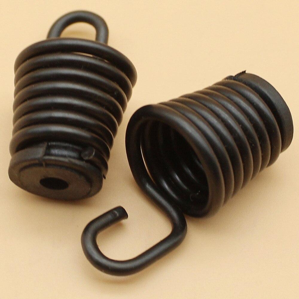 2Pcs/lot Anti AV Spring Isolator For Partner 350 351 370 371 390 420 Chainsaw Replacement