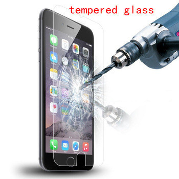 9H tempered glass For iphone 4s 5 5s 5c SE 6 6s 7 8 plus X XR XS Max screen protector protective guard film + clean kits