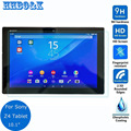 Пакет безопасности Закаленное Стекло-Экран Протектор Для Sony Xperia Z4 Tablet LTE SGP771 Безопасности Защитную Пленку на WI-FI SGP712 10.1