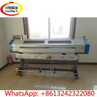 Large format Dye Sublimation Printer with 1400Dip