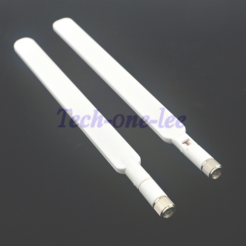 2 Pieces 5dbi 4g Lte Antenna For Huawei B593 4G LTE Router External Antenna For B593 SMA Connector