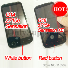 100% Original LCD Display +Touch Screen+Frame Full Assembly Digitizer For HTC Sensation & Sensation XE g14 g18  z710e z715e