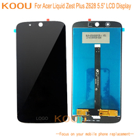 For Acer Liquid Zest Plus Z628 LCD Display+ 5.5 inch Touch Screen Dightizer Assembly Replacement For Acer Mobile Phone LCDS
