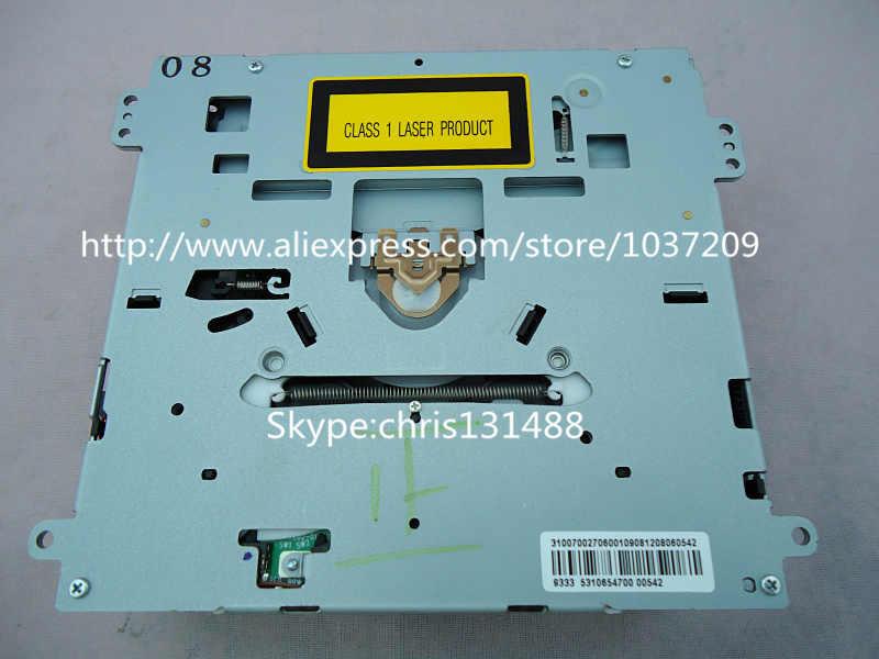 العلامة التجارية الجديدة VDO RD4 آلية CD واحدة 12PIN لبيجو 207 307 308 سيمنز VDO VW أنظمة راديو السيارة