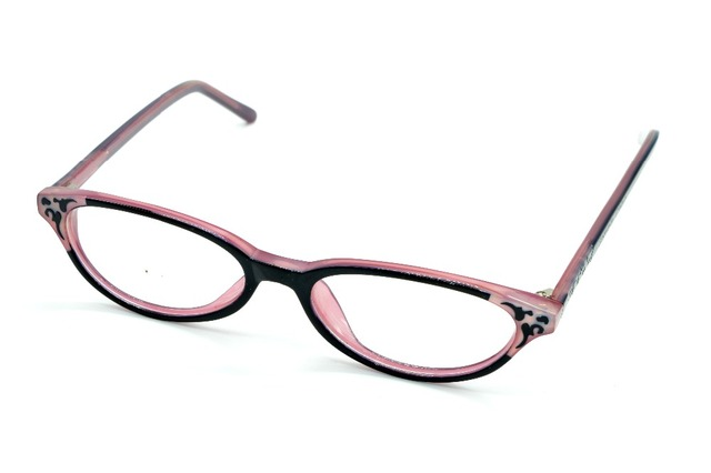 HAND MADE FRAME ULTRA LIGHT SMALL WOMEN GLASSES FRAME CUSTOM MADE OPTICAL READING GLASSES Photochromic LENS -1 -1.5 -2 -2.5TO -8