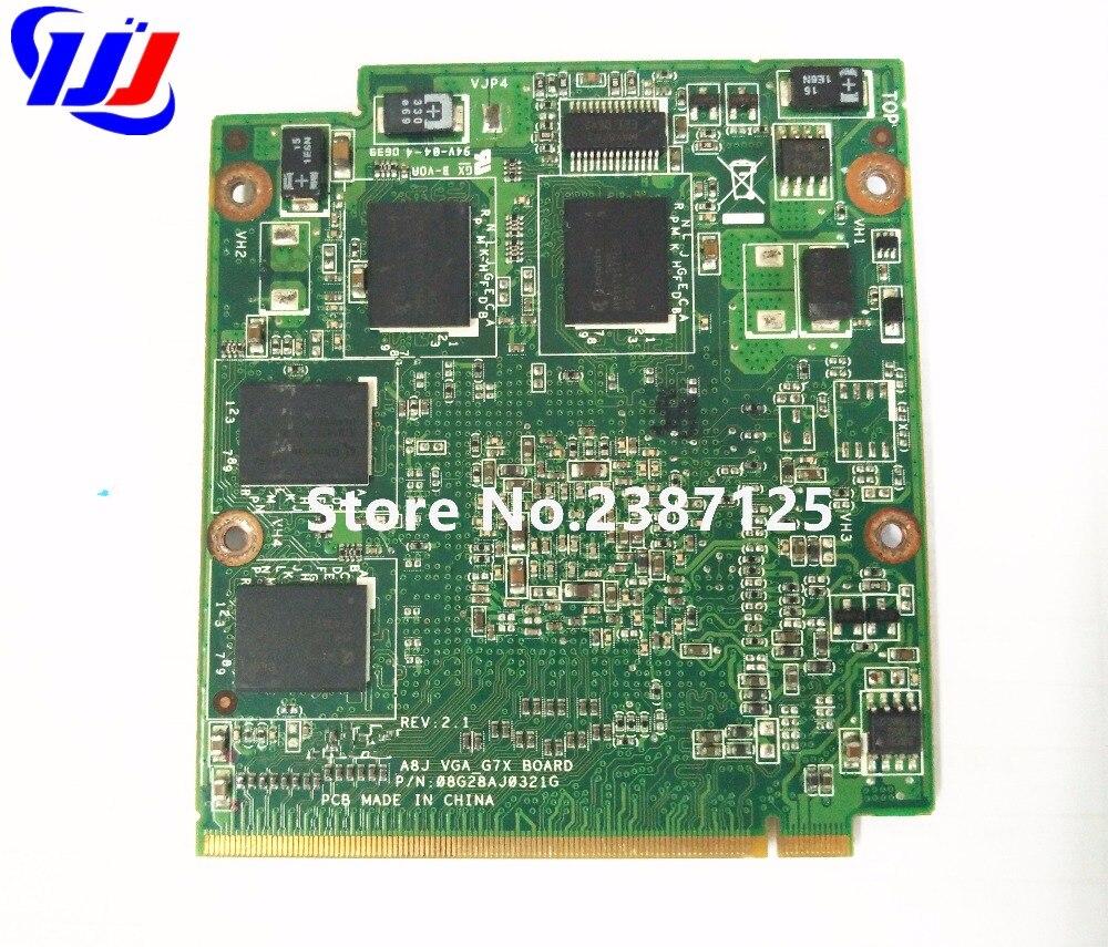 08G28AJ0322I NGHVG1000-A01 08G28AJ0321I GO7700 G7X VGA видео карты для S U S VX2S A8JP A8J A8JN A8JC A8JS A8T a8TC