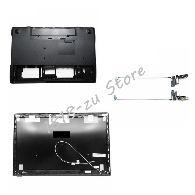 YALUZU NEW For Asus N56 N56SL N56VM N56V N56D N56DP N56VJ Laptop Bottom Base Case COVER 13GN9J1AP010-1 13GN9J1AP020-1 n56 hinge n56dp motherboard rev2 0 for asus n56dp n56dy n56d laptop motherboard n56dp mainboard n56dp motherboard test 100