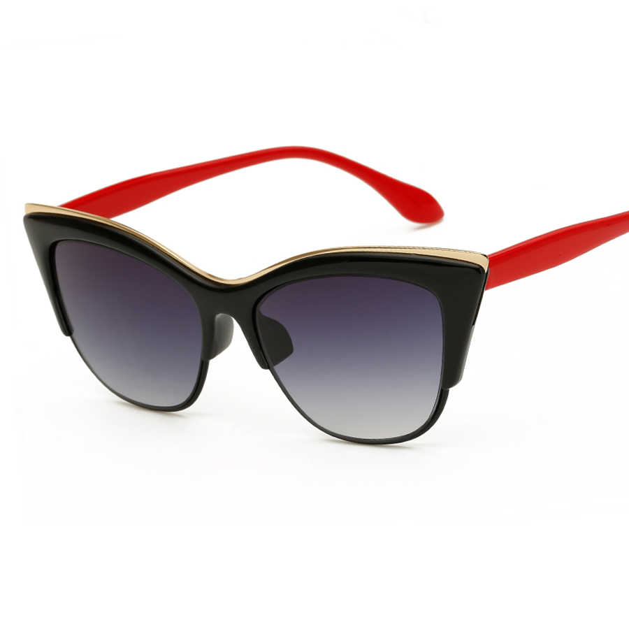 7d5cd4c7181922 Detail Feedback Questions about Cat Eye Sunglasses For Women ...