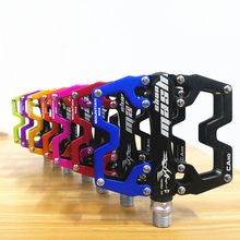2019 חדש shanmashi אופניים דוושות אלומיניום סגסוגת CNC ultralight רכיבה על אופניים BMX דוושת MTB דוושת כביש רכיבה על אופני דוושות