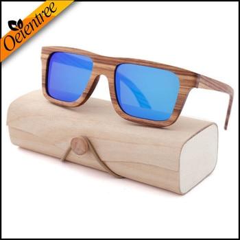c7c1bd7ba6 Oeientree bambú Gafas de sol hombres Zebra madera Sol gafas mujeres  diseñador de marca original Gafas de sol oculos de sol Masculino
