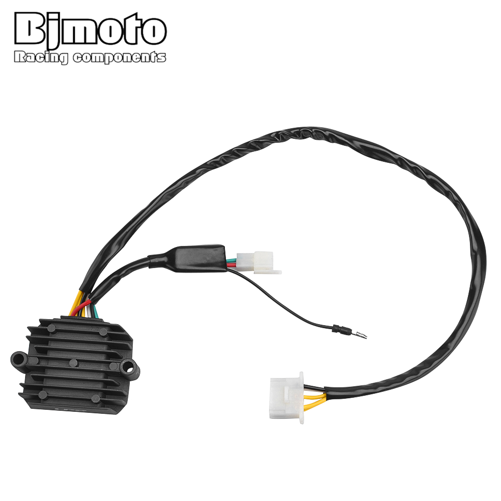 BJMOTO Motorcycle DC 12V Regulator Rectifier For Honda