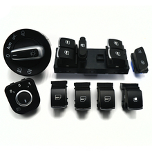 Окно фара зеркало замок бензобака переключатель для VW Jetta Golf MK5 6 Tiguan CC 5ND959565B 5ND941431B 5ND959857 1KD959833